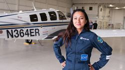 She's 29. She's A Refugee. And She's About To Make Aviation