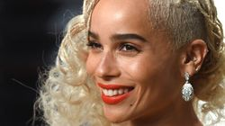 Zoe Kravitz Thanks Her Dad For Teaching Her To Embrace Black