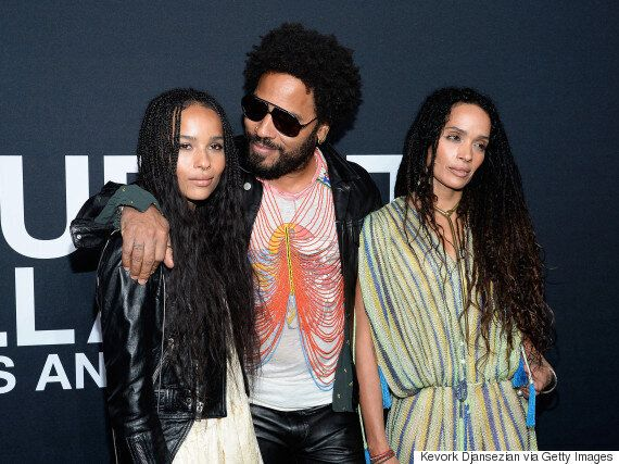 Zoe Kravitz Reveals How She Learned To Love Her Mixed