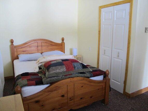 The Basement Bedroom