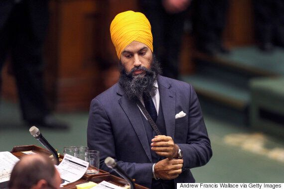 Is Jagmeet Singh Ready For His Great Political 'Close