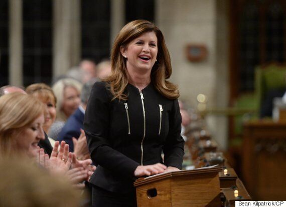 Rona Ambrose Expected To Announce She's Leaving Federal