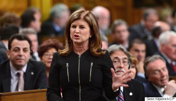 Rona Ambrose's Bill On Training For Would-Be Judges Wins Liberal