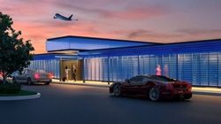You Have To Be Super Rich To Use This Los Angeles Airport