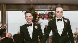 'Big Bang Theory' Star Jim Parsons Marries Longtime