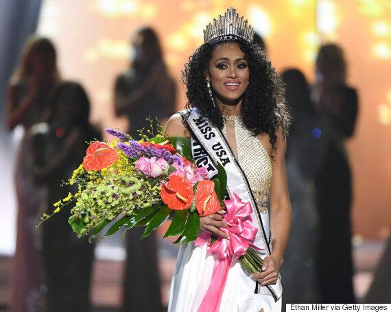 Miss USA's Responses On Feminism And Health Care Have Folks