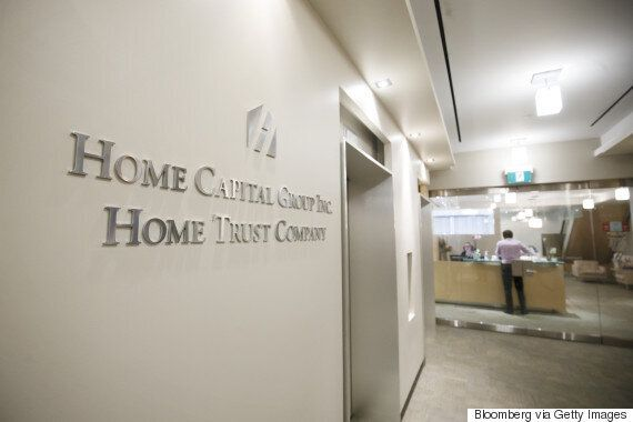 Home Capital Was Hours Away From Collapse: