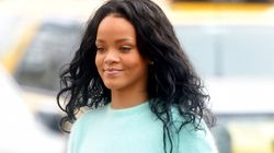 Rihanna Turns Heads In Crop