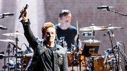 U2 Kicks Off 'Joshua Tree' Tour In
