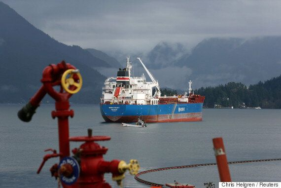 Oil Tanker Moratorium Act Will Bar Tankers From The Coast Of Northern