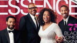 Oprah Gives Fan Dress She Wore On Magazine