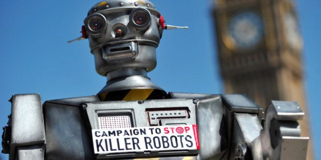 'Killer Robots' Must Be Kept Off Battlefield, Activist Group