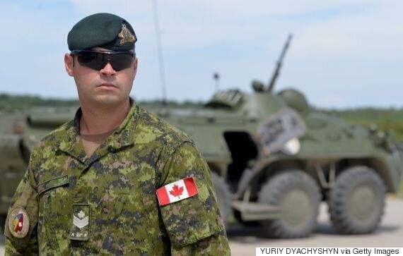 Military Officials: Exit Strategy Required For Canadian Peacekeeping