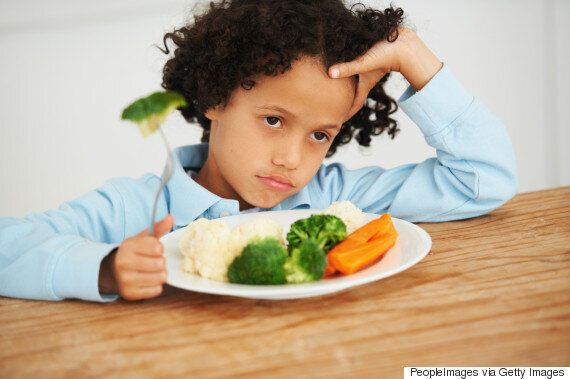 Flip The Switch: Stop Your Child From Becoming A Picky