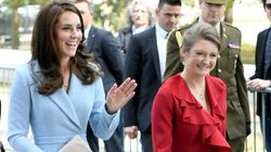 When The Duchess Of Cambridge Met The Grand Duchess Of