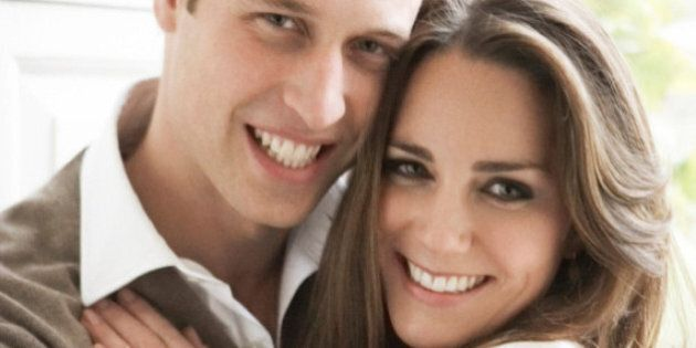 Kate Middleton and Prince William's Engagement Photos Were