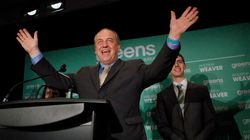 B.C. Greens Hold Balance Of Power After Uncertain