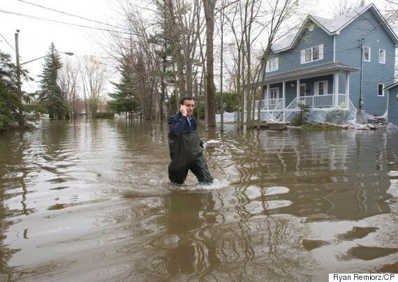 Quebec Floods: Rain, Melting Snow Could Make Situation Worse In Coming