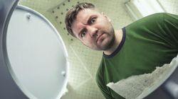 Why You Should ALWAYS Look In The Toilet After You