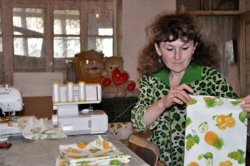 Sewing Memories This Mother's