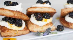 Mother's Day Recipe For Blackberry-Orange