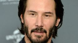 Keanu Reeves Has Sad