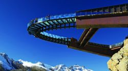 LOOK: Canada's Newest Skywalk Is A
