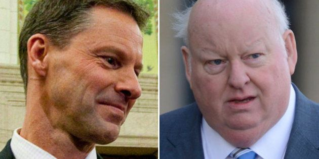 Nigel Wright Clarification Needed From RCMP, NDP