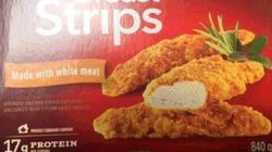 Chicken Strips, Burgers Recalled Due To Possible