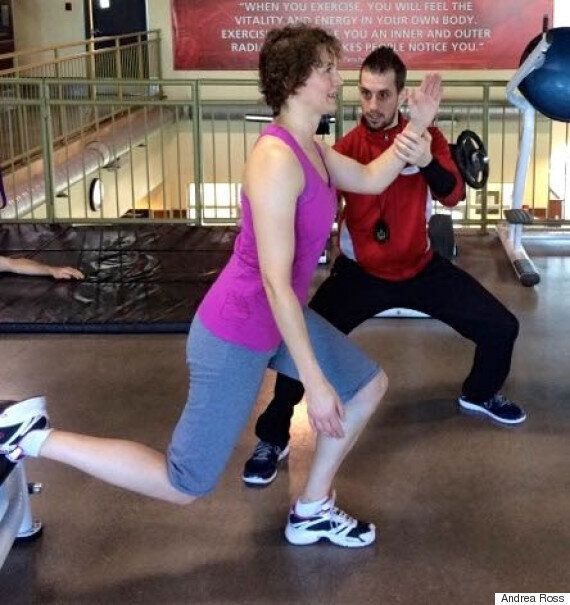 Exercise Helps This Woman Manage Severe