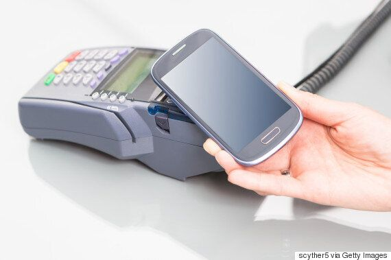 Cashless Canada? Survey Says Half Of Us Are Ready For