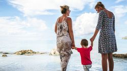 Co-Parenting In Harmony Is A Choice We Actively Made As