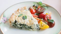 Mother's Day Recipe For Ricotta Spinach