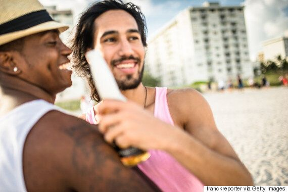 Alcohol Makes Everyone More Attractive For Straight People -- Not Just The Opposite
