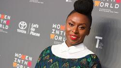 Chimamanda Ngozi Adichie Is Wearing Nigerian For An Important