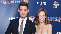 Michael Bublé's Wife Shares Adorable Beach Photo With