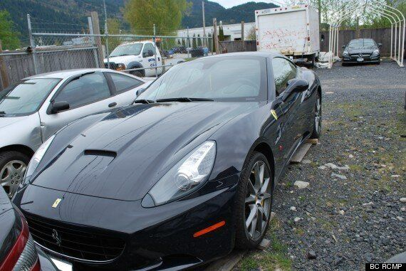 Maserati, Ferrari Impounded For Highway Racing Near