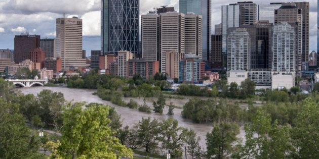 Alberta Flood Mitigation Programs Will Take Years To