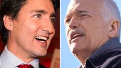 Trudeau Angers NDPers By Paraphrasing Layton's Last