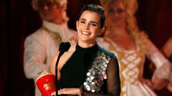 Emma Watson Wins First Genderless MTV Movie