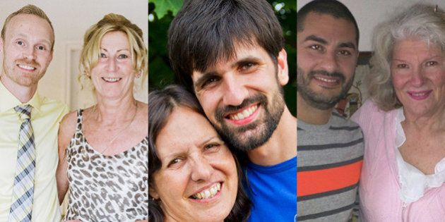 6 Sons Send Messages Of Love To Their Moms In Celebration Mother's