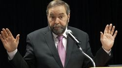 Mulcair To Face