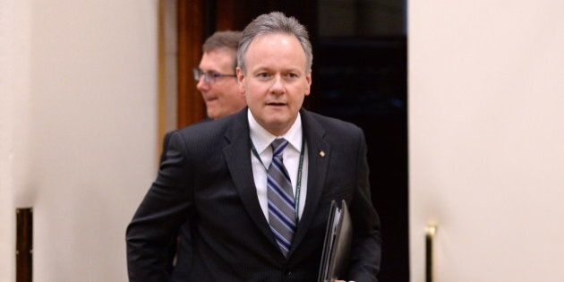 Stephen Poloz: Canada Exporters Missing $40 Billion In Sales To