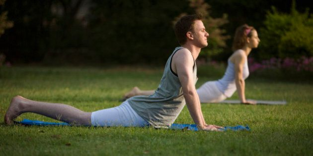 Practicing Yoga For Better Sex Combines Two Great Things In