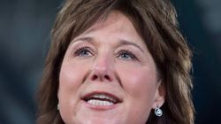Days Before B.C. Election, Christy Clark Is Still