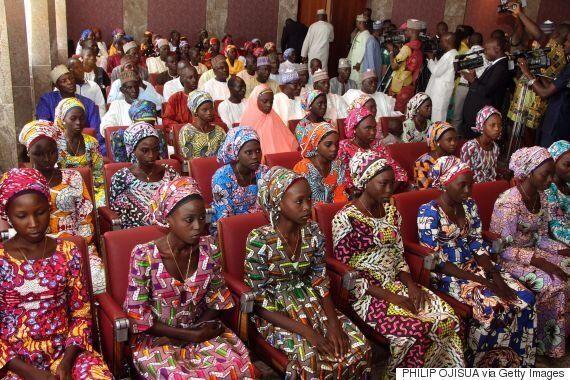 82 Chibok Schoolgirls Released In Boko Haram Prisoner