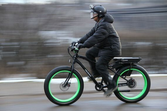 Electric Bikes: Not Cars, Not Bikes, Just