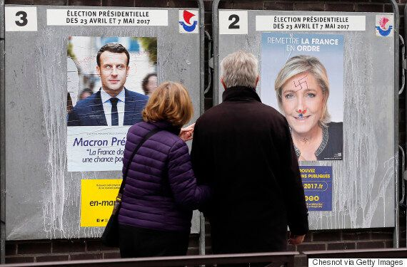 Emmanuel Macron, French Presidential Candidate, Hacked Just Days Before