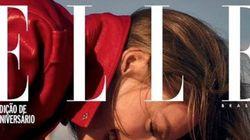 Elle Brazil's Latest Cover Boasts Same-Sex