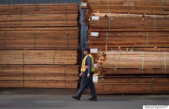 Canada Retaliates Against Lumber Tariffs By Threatening U.S. With Trade